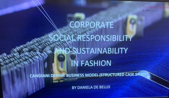LUISS Master of LL.M. in fashion law: intervento dell'Avv. Daniela De Bellis